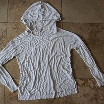 Gap Pure Women's Pure Body Essentials Hoodie Pullover Top - Xs - Heather Gray Photo