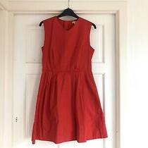Gap Red Dress Size Xs Photo
