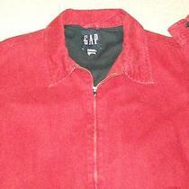 Gap Red Jacket  Size Large Photo