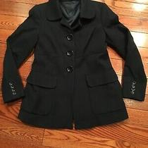 Gap Retro Wool Jacket Navy Size Xs Photo