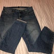 Gap Sexy Boyfriend Jeans /blue/ Size 27 (4) Photo