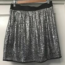 Gap Shiny Skirt.  Size 4 Photo