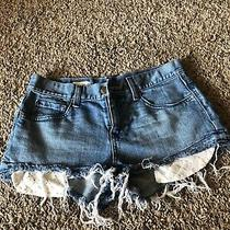 Gap Shorts Size 25 Womens Low Rise Photo