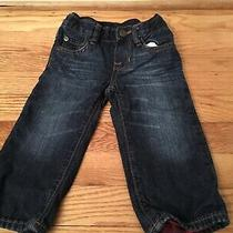 Gap Size 12-18 Mo Lined Jeans Photo
