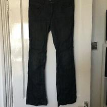 Gap Size 28x32 28w Blue Stretch Demi Boot Jeans.  (S7) Photo