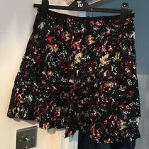 Gap Size 8 (Uk 12) Multicoloured Skirt Short (F18) Photo