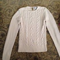 Gap Size Small Cable Sweater Photo