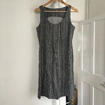 Gap Size Uk 12 Sleeveless Dot Dress.        (Mx7) Photo