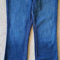 Gap Skinny Stretch Blue Denim Jeans 16 Photo