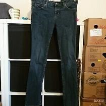 Gap Skinny Stretch Size 2 2r Blue Jeans  (G4) Photo