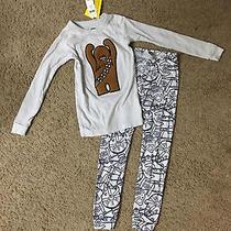 Gap Star Wars 2 Piece Boys Pajama Set Size 5 Yrs 305780 Photo