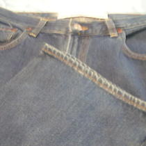 Gap Straight Fit Ladys Jeans Photo