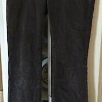 Gap Straight Ultra Low Rise Fall '05 Brown Corduroy Pants Size 4 Photo