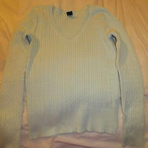 Gap Stretch   Light Mint Green M  95% Cotton /1% Lycra/ 4%