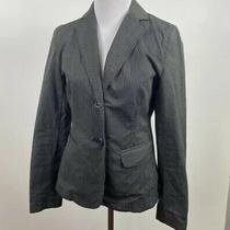 Gap Striped Blazer Size 0 Photo