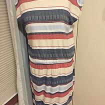 Gap Striped Dress Size M Photo