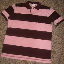 Gap Striped Mesh Pique Polo Shirt Nwt Xxl 14 16  Photo