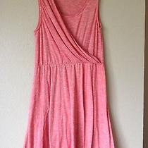 Gap Summer Dress Red Size Sm 6 Euc Photo