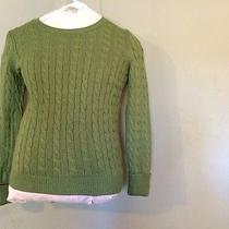 Gap Sweater Medium - Angora Rabbit Hair Blend So Soft  Photo
