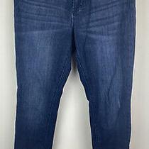 Gap Sz 8 / 29 Blue Premium Skinny Dark Wash Jeans Photo