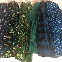 Gap-Target-Circo Lot 6 Pajamas Pants Sz 6 Photo