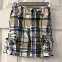 Gap Toddler Boy Cargo Shorts Size 6-12 Mo Photo