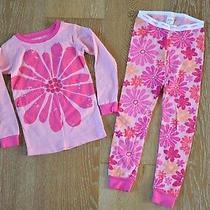 Gap Toddler Girls Floral Print Pajama Size 3 Nwt Photo