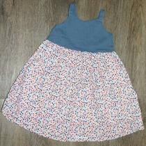 Gap Toddler Girls' Red White Blue Star Dress Euc  Size 3t Photo