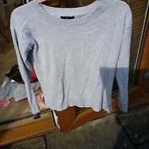 Gap Top Jumper Sweater Size Xs Grey  Photo