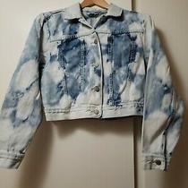 Gap Unisex Adult Denim 1969 Light Blue Jean Jacket Rn 54023 Size S Photo