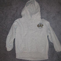 Gap Unisex Gray Sweatshirt Euc Size Small Childrens Photo