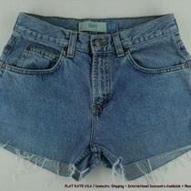 Gap Usa Cut Offs Denim Jeans Shorts Womens Sz 0 2 Seiz Photo