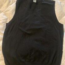 Gap Vest Black Size M Men's L Photo