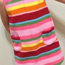 Gap Vest Sweater Rainbow Stripe Fleece Pullover Childrens Clothing Photo