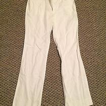 Gap White Dress Pants Photo