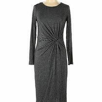 Gap Women Black Casual Dress M Photo