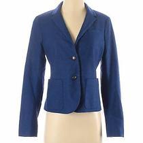 Gap Women Blue Blazer 2 Photo