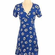 Gap Women Blue Casual Dress 4 Photo