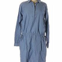 Gap Women Blue Casual Dress M Photo