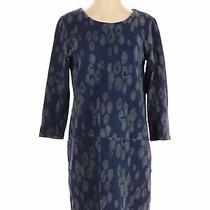 Gap Women Blue Casual Dress S Photo