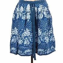 Gap Women Blue Casual Skirt 4 Photo