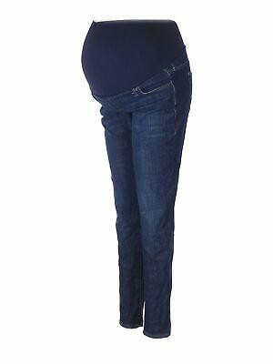 Gap Women Blue Jeans 29 W Maternity Photo