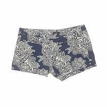 Gap Women Blue Khaki Shorts 14 Photo