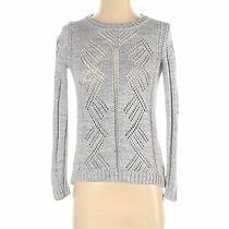 Gap Women Blue Pullover Sweater Xs Photo