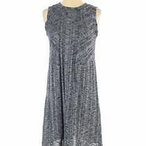 Gap Women Gray Casual Dress S Petites Photo
