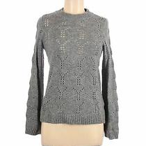 Gap Women Gray Pullover Sweater Xs Photo