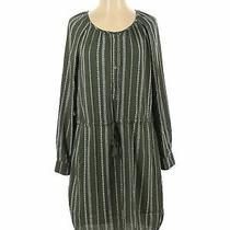 Gap Women Green Casual Dress S Photo