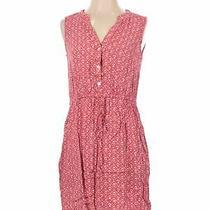 Gap Women Pink Casual Dress S Photo