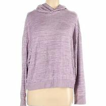 Gap Women Purple Pullover Hoodie M Photo