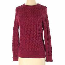 Gap Women Red Pullover Sweater Xs Photo